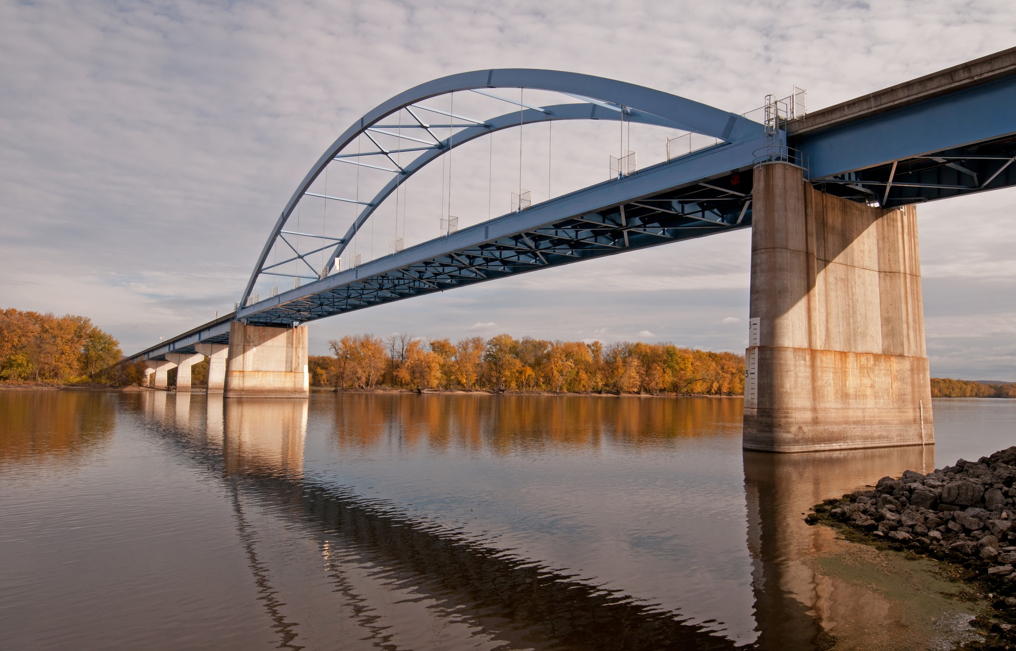 Infrastructure Projects Iowa Bridge