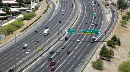 Highways-traffic along Interstate 10 2