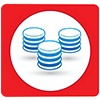 Infrastructure Databases Icon 2