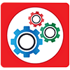 Infrastrucure Customization Icon 2