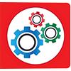 Infrastrucure Customization Icon 2