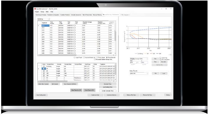 SewerNet Optimizer Optimized Plans