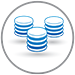 Infrastructure Databases Icon